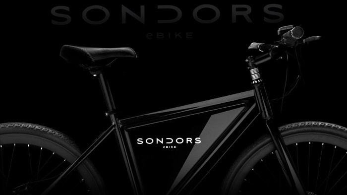 Sondors Thin costs only a fraction of other purchasable electric bikes (Sondors)
